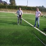 Testing FC Frohlinde